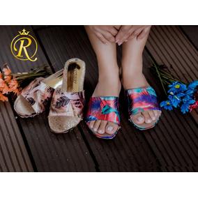 Sandalia Para Dama - Somos Fabricantes - Planta Baja