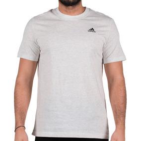 Camiseta Remera adidas Base Deportiva De Adulto Algodón