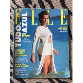 Elle Brasil 93 Geena Davis Willem Dafoe Gloria T Moda Beleza
