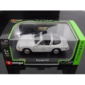 Miniatura Porsche Carrera 911 Targa 1:32 Raridade