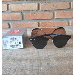 7d6f97dd86 Óculos Ray Ban Clubround Rb4246 Preto Original Black Friday