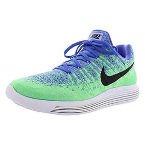 pretty nice 5e020 a9176 Zapatillas De Running Nike Para Mujer Lunarepic Low Flyknit