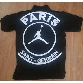 Playera Polo Paris Psg Futbol Hoodie Jordan