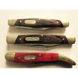 Canivete Buck 375/379/385 Coleção Lindo Original Presente