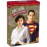 Lois & Clark 4ª Temporada - Box Com 6 Dvds - Dean Cain