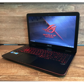 Asus Rog (republic Of Gamers) Gl551 - I7 + 16gb + Gtx 960m