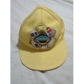 Gorra Usada Moderna Color Amarillo 68ce9c19598