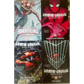 Homem-aranha Superior (4 Volumes)