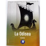 La Odisea - Edit Zig Zag - Libro Nuevo Original Amplio Stock