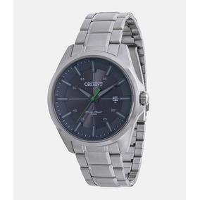 Kit Relógio Masculino Orient Mbss1294 G1sx Analógico 5 Atm +