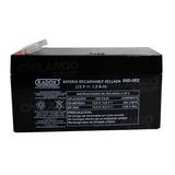 Bateria Recargable Sellada 12v 1.2a