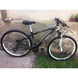 Bicicleta Hunter Aro 29 Tamanho 17 Preto 27v - Tsw