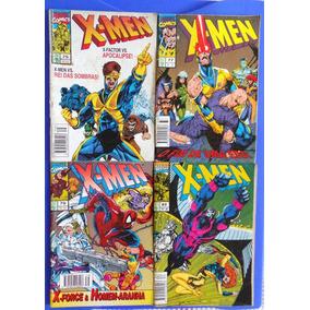 Gibis Marvel Comics X-men 1995 (nº75,77,79,83) 1997 (nº101)