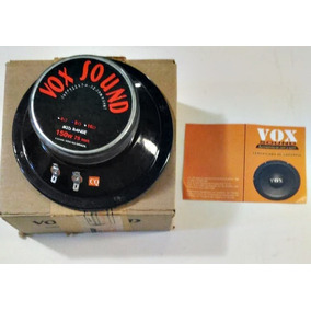 Par Mid Range 6 Voxsound Modelo: Vxst150p - Fechado Kit 2un