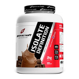 Whey Isolado Isolate Definition 2kg Sabores - Body Action
