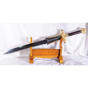 Espada Medieval Conan The Barbarian Viking Filme Gold