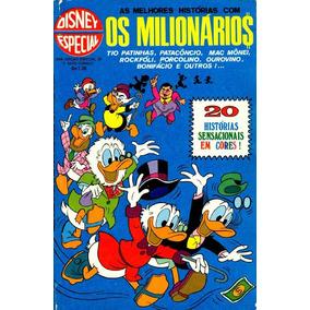 Disney Especial Pato Donald Tio Patinhas Hq Digital !!