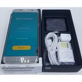 Samsung Galaxy S7 Edge 32gb Prata Com Mancha No Lcd I Usado