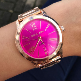 9f7d55f30e6 Relogio Champion Feminino Visor Rosa - Relógios no Mercado Livre Brasil