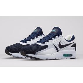 7d85e9750c8 Zapatos Nike Air Max Blancos - Zapatos en Calzados - Mercado Libre ...