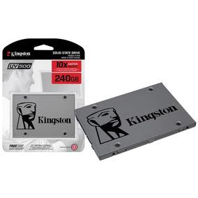 Hd Ssd Kingston 240gb 6gb/s A400 Pc Notebook
