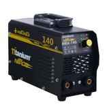 Maquina Inversora De Solda Eletrodo Mma Bivolt Titanium 140