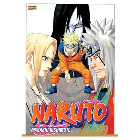 Mangá Naruto Gold Vol.19 Lacrado