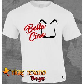 Playera Serie La Casa De Papel Mod 3 By Tigre Texano Designs