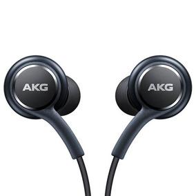20 Fone De Ouvido Akg Samsung S8 Potente Microfone Original