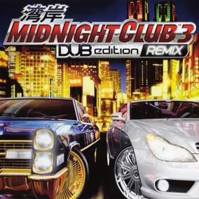 Midnight Club 3 Iii Dub Edition Remix Raro # Ps3 Sem Stress!