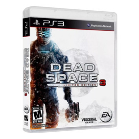 Dead Space 3 Ps3 Playstation 3 Mídia Física Novo Lacrado