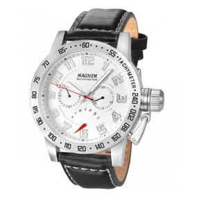 29c5dcbd0e7 Relógio Magnum Masculino Multifunction Ma32372p - Relógios De Pulso ...