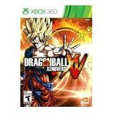 Dragon Ball Xenoverse Para Xbox 360