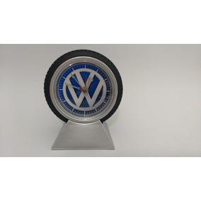 Relógio De Mesa Personalizado Vw Volks Volkswagen Vag