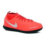Tênis Futsal Infantil Nike Phantom Vsn Club Df Vermelho