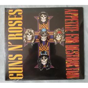 Cd Guns N Roses - Appetite For Destruction Deluxe Edit 2 Cds