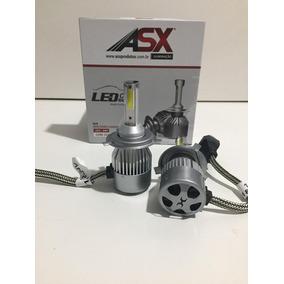 Lampada Led Car Headlight H4 Asx 60w 6500 Lumens