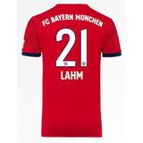 Camisa Lahm Bayern Munique 2018-2019 Original - Frete Gratis 8c266cd652be9