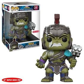 Funko Pop Gigante Hulk Gladiador Exclusivo 30 Cm