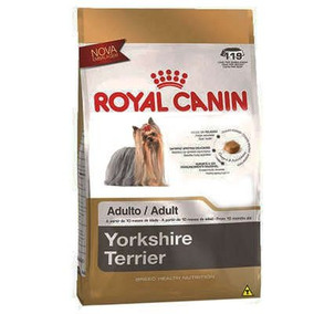 Ração Royal Canin Yorkshire Adulto - 2,5kg
