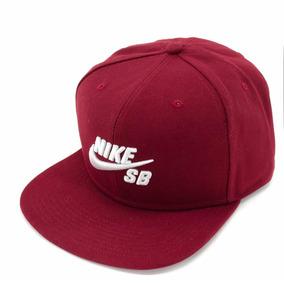706f2fcf2c8f9 Gorra Nike Sb Roja - Gorros