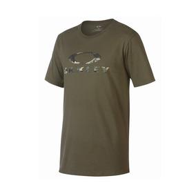 Camiseta Oakley 50-stealth Ii Dark Brush