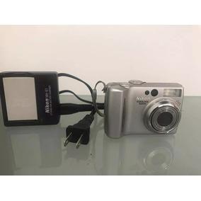 Camara Nikon Coolpix 5200