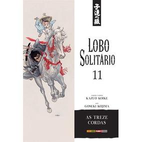 Mangá Lobo Solitário Nº 11 Ed. Novembro/2018 - Lacrado
