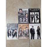 Bones Serie Temporadas 1 A La 5