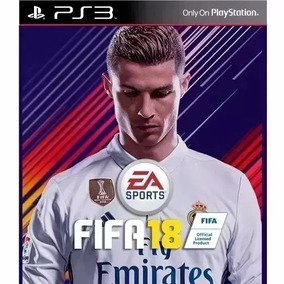 Fifa 18 Ps3 Play Midia Digital Psn Original Pt-br