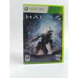 Halo 4 - Xbox 360 (fisico - Usado)