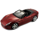 Auto Ferrari California T Convertible Escala 1:24 A Pedido