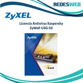 Licencia Av Karspersky Para Zywall Usg50