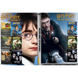 Coletânea Harry Potter Filmes 1ª Ao 8ª - Dvds